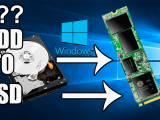 How To Migrate OS On HDD To SSD